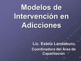 Archivo: PP Conferencia Estela Landaburu