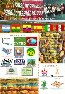 PERU Puno - Facultad de Ciencias Agrarias