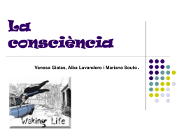 La consciència