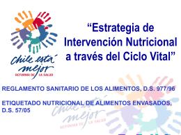 Grasa total (g - Asociación de Empresas de Alimentos de Chile