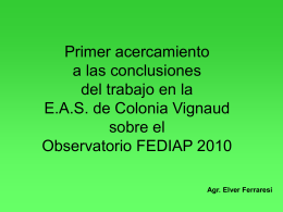FORTALECIMIENTO DE LA OFERTA EDUCATIVA