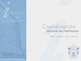 inform e ejecutiv o 2002 - Secretaría Técnica de la Rectoría