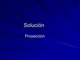 Solución - Recursos