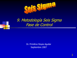 Fase de Control - Contacto: 55-52-17-49-12