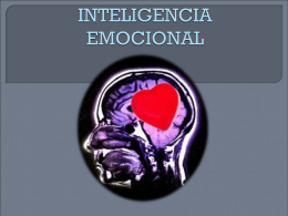 PPT-Inteligencia emocional 1