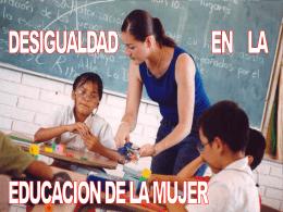 Mujeres inmigrantes interesadas en aprender el idioma