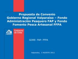 Convenio Gore - FAP - FFPA