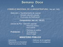 Semana Doce - Universidad de San Martín de Porres