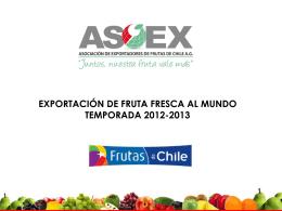 asoex temporada 2012-2013