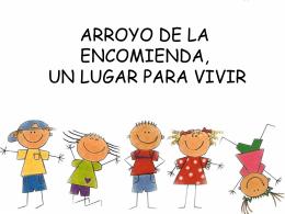 Arroyo un lugar para vivir - Concurso Día de Castilla y León en clase
