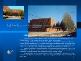 """Edificio a rehabilitar y explotar como """"Residencia de"""
