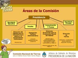 Presentación Institucional CNTHS