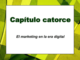 MARKETING y las TICS