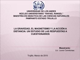 presentación - maestría en didáctica de las ciencias naturales