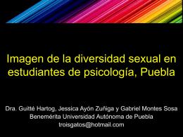 La representación social de la homosexualidad en estudiante de