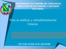 mod_ss - Universidad Autónoma de Chihuahua