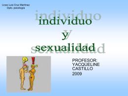 Los prejuicios por género - Liceo Luis Cruz Martínez