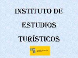 Instituto de Estudios Turísticos