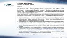 CV Orlando Casanova 01302012