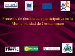 asembleas - Centro de Documentación del Programa URB-AL