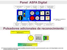 Panel ASFA Digital - Maquinistas de Sevilla