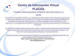 Presentacion Ficha PLACEA