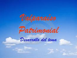 Valparaíso Patrimonial