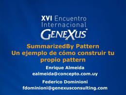 Descubrir el Pattern Templates y DLL que los usa