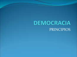 gobiernos departamentales y municipales.