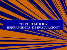 Portafolio - evaluatec