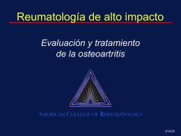 Slide 1 - ReumaCNR