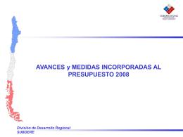 Diapositiva 1 - Consejo Regional