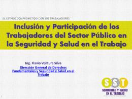 Inclusión y participación de los trabajadores en la SST