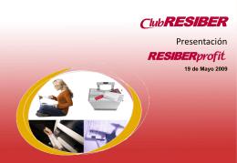 RESIBERprofit - Iberia Web Sistemas