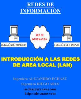 UD 3 - RI (Introducción a las LAN)
