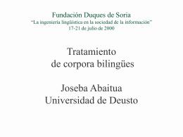 soria00 - Universidad de Deusto