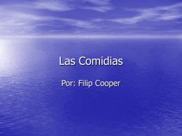 Las Comidias - SraRousseau