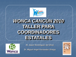 Congreso Mundial de Medicina Familiar Wonca