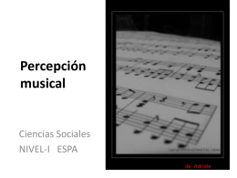 MUSICA-Nivel-I