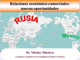 Relaciones económico-comerciales