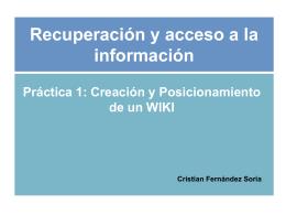 version  - Motores de recuperacion de documentos XML