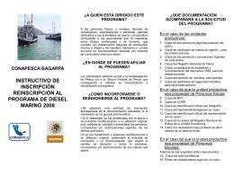 Diapositiva 1 - CONAPESCA