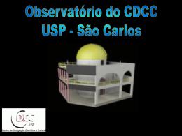 O Sistema Solar - CDCC - Universidade de São Paulo
