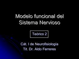 Jacubovich - Modelo Funcional