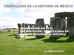 File - Historia de México