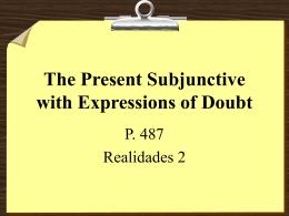 p487PresentSubjunctive