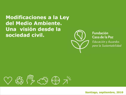Diapositiva 1 - Casa de la Paz