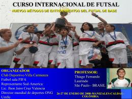 organizador - Futsal Planet