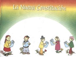 resumen constitucion - Movimiento humanista