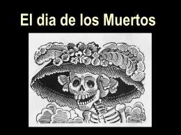 2. ¿Cuándo celebramos el día de los muertos? 3.